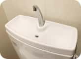 タンク手洗いの水が出ない